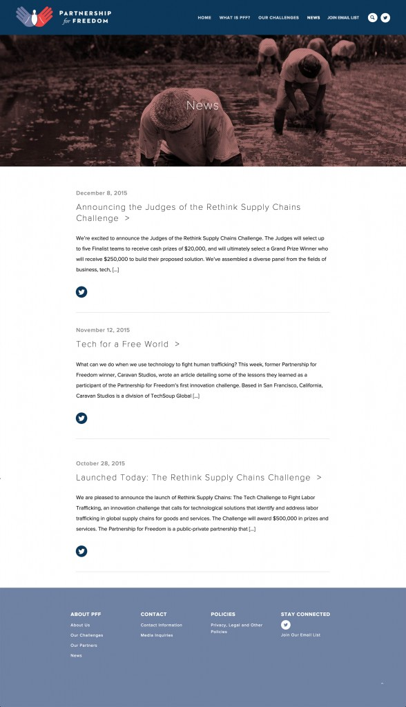 Website Design for Non Profits