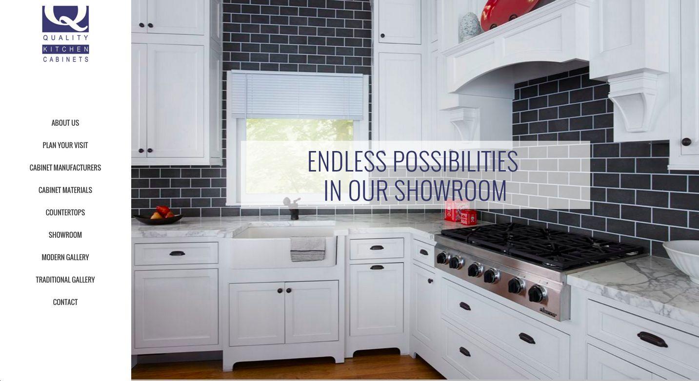 wordpress website design company san francisco quality kitchen - Quality Kitchen Cabinets San Francisco
