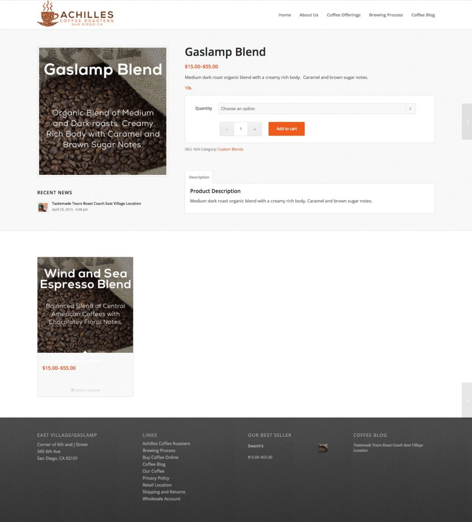 eCommerce-WordPress-Website-Design-Company-San-Francisco-Achilles-Coffee-Roasters-3
