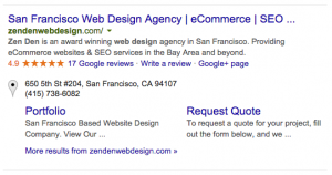Google-Webmaster-Tools-Zen-Den-Web-Design-San-Francisco-5-No Markup
