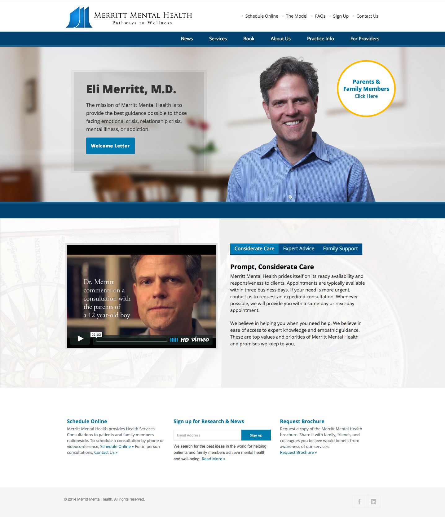 WordPress Websites for Doctors