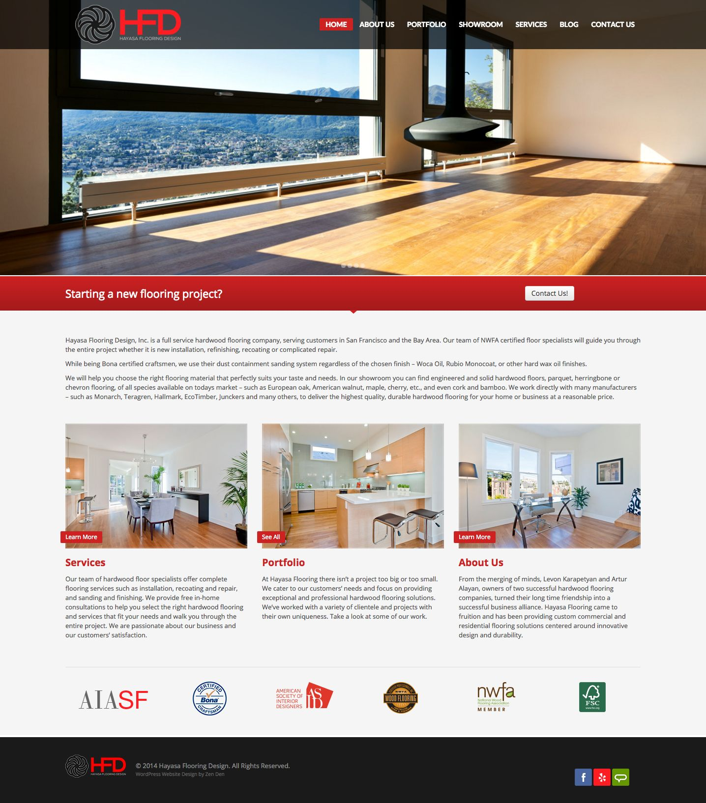 WordPress-Website-Design-Company-San-Francisco-Hayasa-Flooring-1